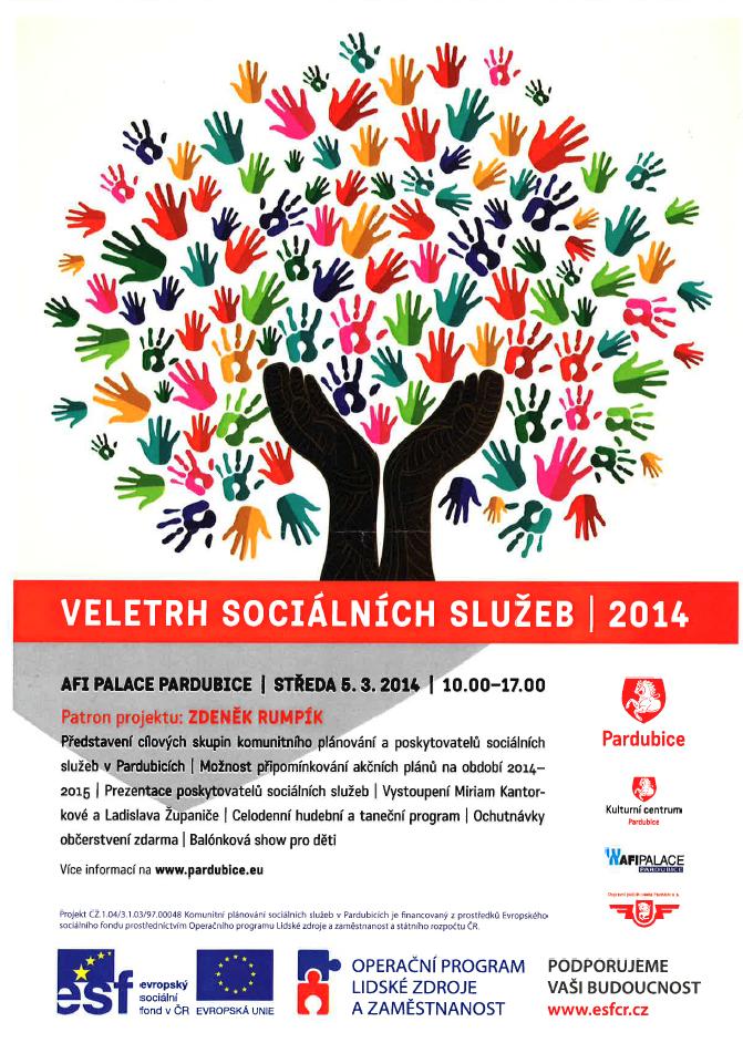 Veletrh sociálních služeb 2014