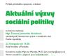 23.11.15 – Aktuální výzvy sociální politiky