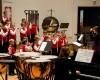 Pěvecký sbor BONIFANTES podpořil nemocné a umírající