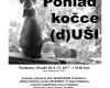 6.12.17 – Benefiční koncert: Pohlaď kočce (d)UŠI