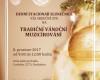 8.12.17 – Tradiční vánoční muzicírování