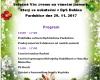 Pozvánka na Vánoční jarmark Domova pro seniory Dubina 29.11.2017