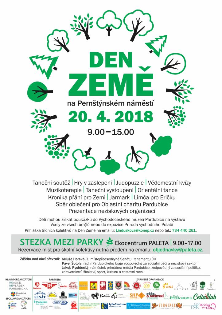 pozvánka Den Země 2018