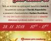 28.11.18 – Vánoční jarmark – Domov pro seniory Dubina
