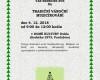 4.12.18 – Tradiční vánoční muzicírování – Denní stacionář Slunečnice