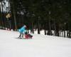 Tradiční lyžování dětí s handicapem