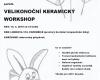 10.4.19 – Velikonoční keramický workshop
