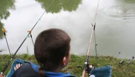 Rybaření pro děti s handicapem
