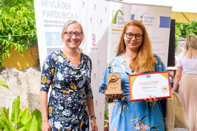 Speciální cena EUROPE DIRECT Pardubice